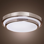 White Flush Mount in Round Shape(T5 Bulb Included)