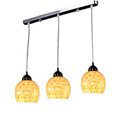 60W E27 Artistic Pendent Lights