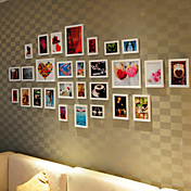 Modern Photo Wall Frame Collection-Set of 28 PM-28A a