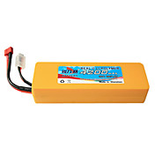 Real-C High Rate 4200mAh 7.4V 2S 30C Li-Polymer-Akku