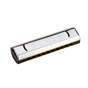 Huang - (106) Blues Harp ny stil hamonica 10 holes/20 toner