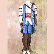 traje cosplay inspirado Assassins Creed III connor