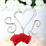 Fabulous Rhinestone Wedding Cake Topper