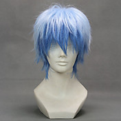 Cosplay Wig Inspired by The Basketball Which Kuroko Plays Kuroko Tetsuya Gradient Color