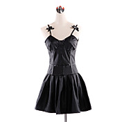 cosplay costume inspiré par le journal robe avenir Gasai Yuno noir