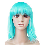 Capless Medium Others Straight High Quality Synthetic Japanese Kanekalon Wigs