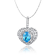 Gorgeous 925 Silver Women's Necklace