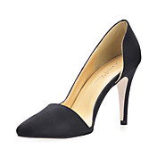 Silk Stiletto Heel Pumps Party / Evening Shoes