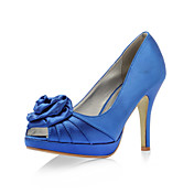 DEIANIRA - Pumps Bryllup Satin