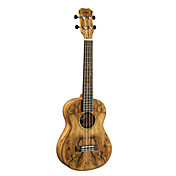 TOM - (TUC-800) Saplted Maple Concert Ukulele med taske