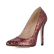 Fabulous Sparkling Glitter Stiletto Heel Pumps Party / Evening Shoes