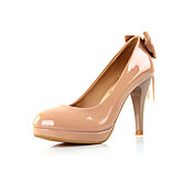 Lr Stiletto Heel Pumps Med bowknot Party / Evening Sko (Flere farger)