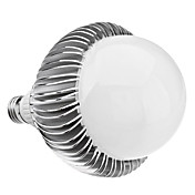 E27 21W 1950LM 6000-6500K Natural bola de luz blanca LED Bombilla (85-265V)