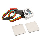 HB790 MEMS Rc Helicopter 3D Gyro dual Rates, Metal Cover Case