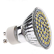 GU10 3W 200-300LM 6000-6500K naturlig Hvid lys LED Spot pre (230V)