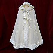 Knee-length Pure Color Woolen Princess Lolita Cloak