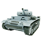 1:16 RC Tank Tiger Tanks radio de contrle  distance de fume radio-pilote Jouets Vhicules