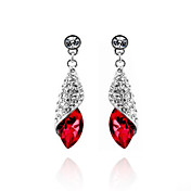 Fabulous Alloy Irregular Crystal Earring(More Colors)