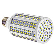 E27 14W 282x3528SMD 600-650LM 7000-7500K Cold White Light LED Corn Bulb (85-265V)