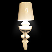 40W Vintage Elegant Wall Light in Calabash Design