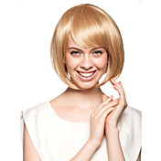 Short Bob Light Blonde Hair Wig