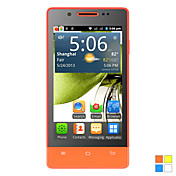 "CUBOT C9 Mini Android Smartphone w / 4.0 ""touch screen capacitivo (Dual SIM / Camera Wi-Fi/Dual)"
