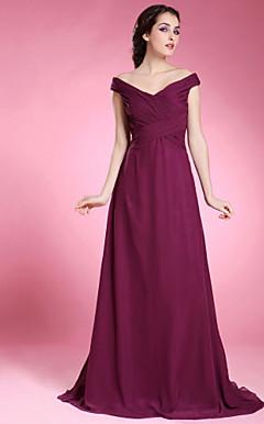 ZAYIT - Vestido de Damas em Chifon