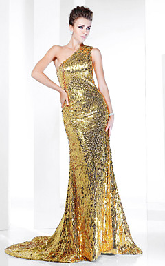EVE - Robe de Soire  Sequins