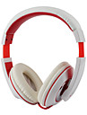  Fashion Cool Bass Stereo Headband Headphone with Microphone