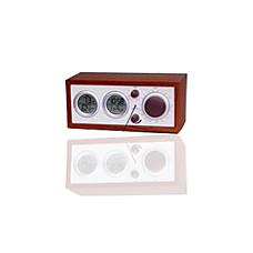 venta al por mayor transmisor dentro de un radio reloj (LM-chr01) / Hidden Camera