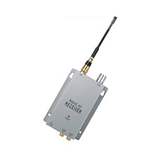 venta al por mayor solo canal 1.2GHz inalámbrico espía cámara receptor (szq158)