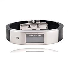 venta al por mayor celular anti-robo de teléfono pulsera con bluetooth