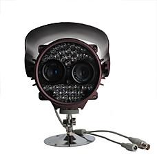 venta al por mayor 420TVL 1 / 3 CCD Sony de 60 millones de visión nocturna por infrarrojos a distancia con cable de la cámara a prueba de agua (abc030)
