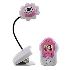 venta al por mayor De 1,5 pulgadas a 2,4 GHz inalámbricos digitales kit de monitor de bebé con la cámara de visión nocturna inalámbrica (sfa70)