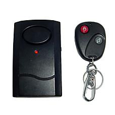 venta al por mayor alarma de vibración con mando a distancia inalámbrico (qw098)