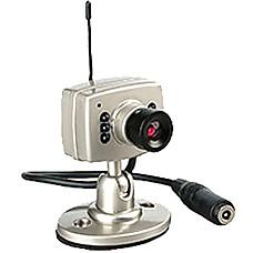 venta al por mayor 2.4G cámara inalámbrica espía je-cm-208ca