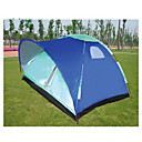 Three People Arch Door Outdoor Camping Tent (HYYP112)(Start From 10 Units)