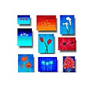 Handmade Abstract Art Oil Painting on Canvas/High quality (CX013)(Start From 20 Units)-Free Shipping