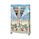 GUANGDA Durable Portable Non-woven Storage Wardrobe (JAJU020)(Start From 10 Units)-Free Shipping