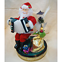 Santa Clause Christmas Ornament (LR031) (Start From 30 Units)-Free Shipping