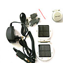 Solar Powered Battery Charger for Cell Phone / MP3 / MP4 / DC (HQKJ003)