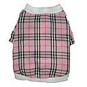 Plaid T-Shirt For Dogs (BV068) (Start From 10 Units)-Free Shipping