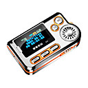 4GB Palm Sized MP3 Player with FM Tuner M3007 (Start From 5 Units) Free Shipping