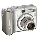 Canon PowerShot SD1000 7.1MP Digital ELPH Camera - Silver