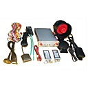 Wireless Intelligent GSM/GPS Car Alarm System (GSM900/1800)
