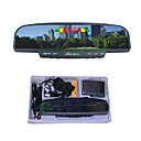 Rearview Mirror Parking Sensor with Hands Free Kit