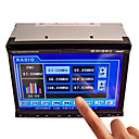 Da 7 pollici touch screen 2 DIN auto in-dash dvd player e bluetooth tv funzione RDV-700 (szc329)