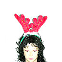 Cute Christmas Head Hoop with Deer Horn Decoration (SDQ266)