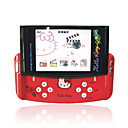 Cute Lovely 2GB MP4 / MP3 Player Hellokitty M4117 (SZM025)