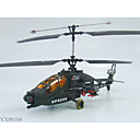 Free Shipping RC Apache Wholesale 3CH outdoor radio remote control outdoor Helicopter
